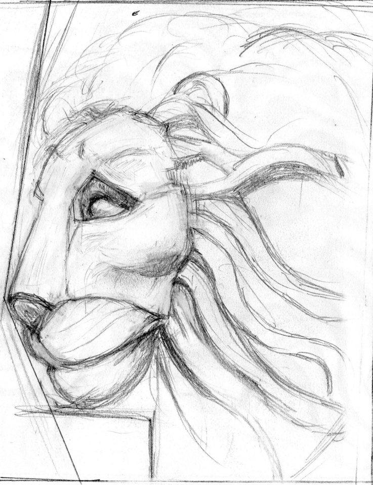 Lion De Coudraie Emilie Sartelet