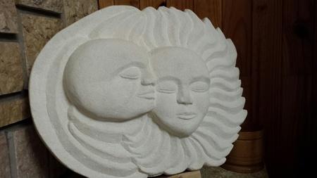 enseignement-travaux-eleves-Le Soleil et la Lune