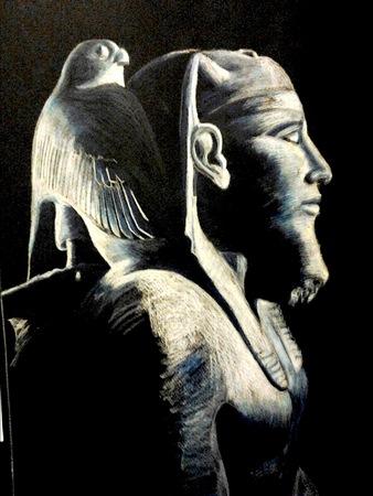 etude-dessin-Egyptien