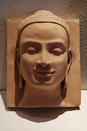 etude-modelage-Bouddha Khmer