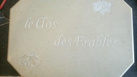 sculpture-gravure-Le Clos des Erables