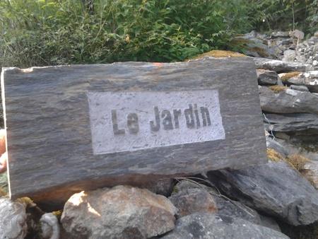 sculpture-gravure-Le Jardin