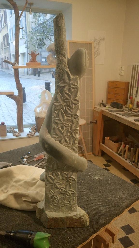 sculpture-figuratif-le-kundalini-eveille