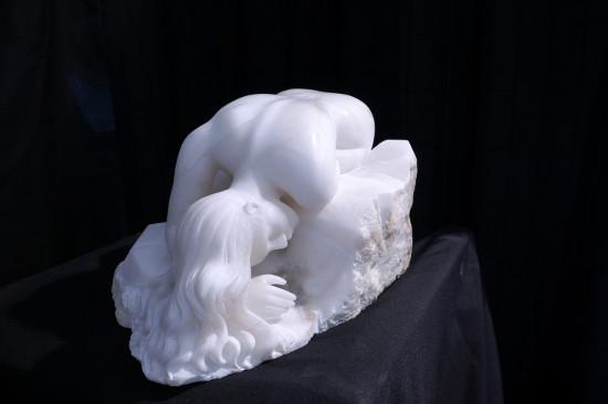 sculpture-figuratif--l-eveil-de-danaé