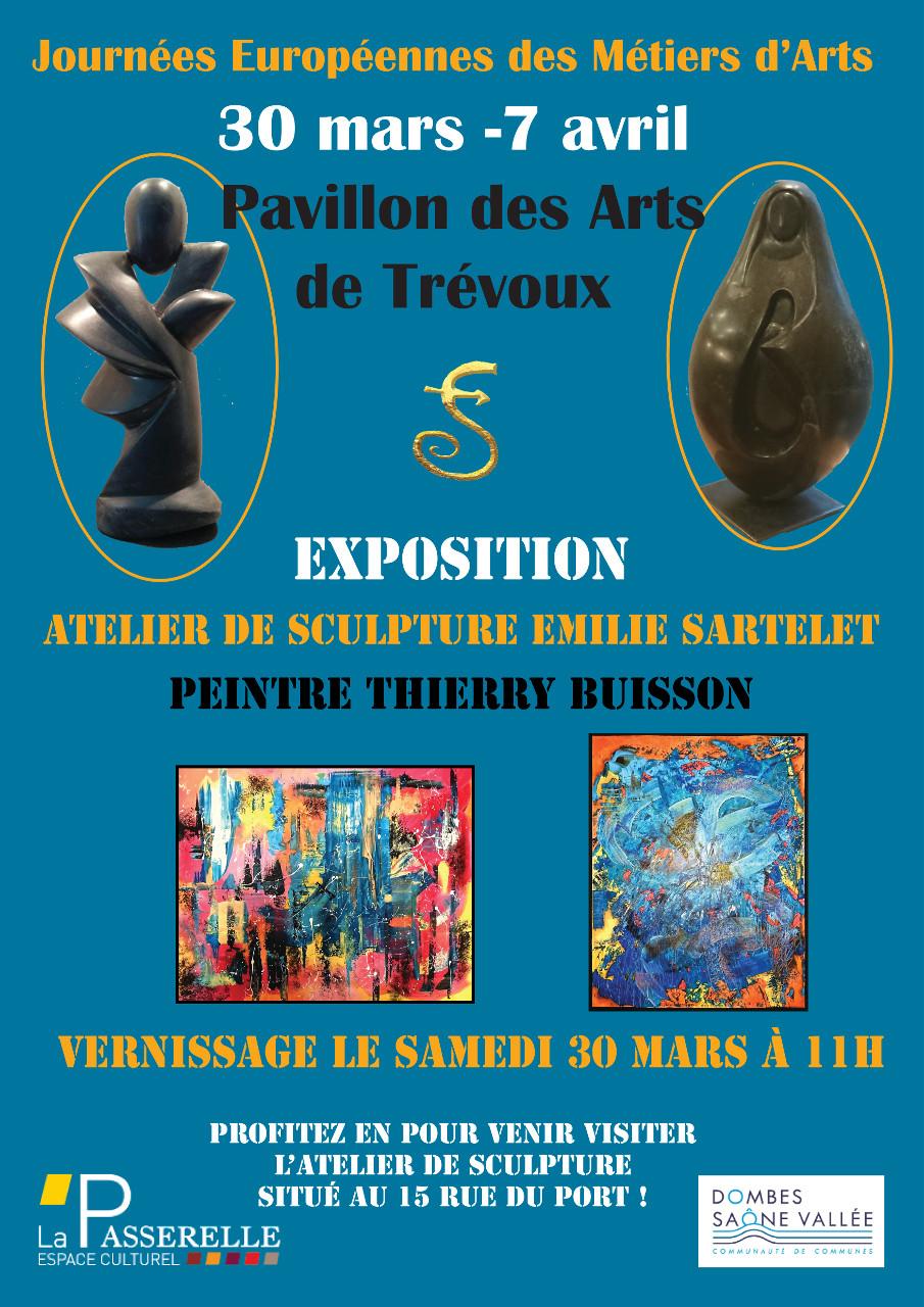 atelier-de-sculpture-sur-pierre-emilie-sartelet-Affiche-expo-JEMA-2019